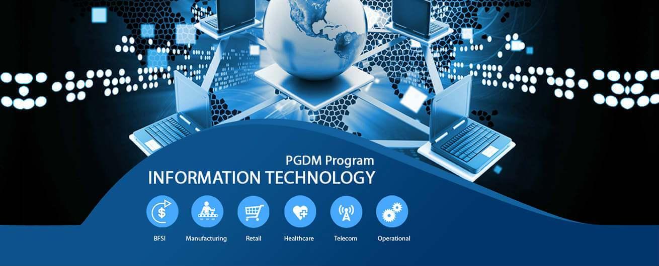 PGDM Programme Information Technology