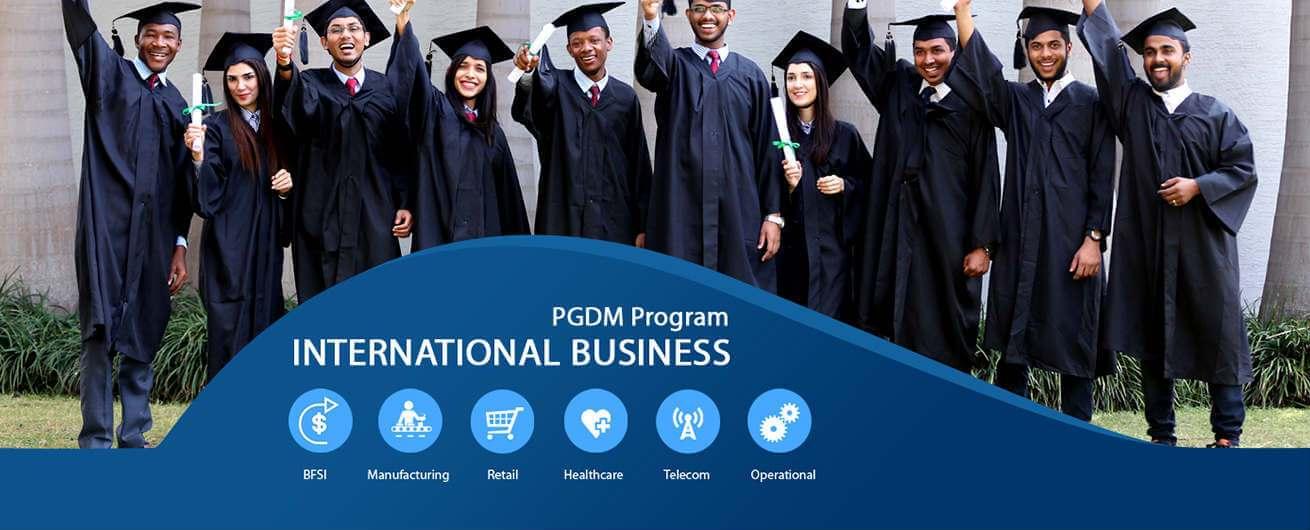 PGDM Programme International Business