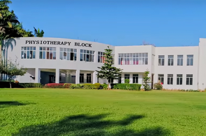 One of the Best Physiotherapy Colleges in Bangalore